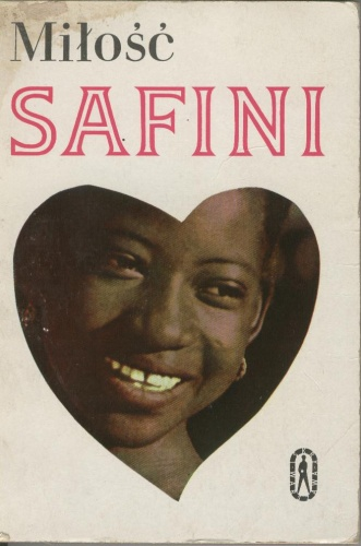 Arkady Fiedler - Miłość Safini